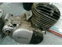 Yamaha dt250mx engine