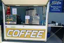 COFFEE CART SITED AT HARDWARE STORE AT TINGALPA, BRISBANE. Tingalpa Brisbane South East Preview