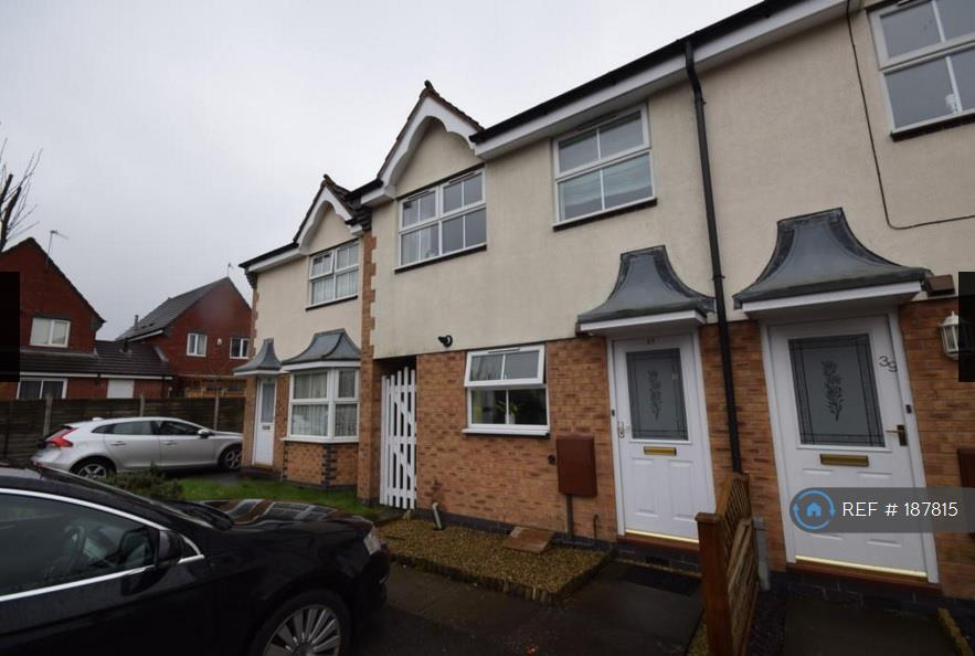 3 bedroom house in Bowlers Close, Stoke-On-Trent, ST6 (3 bed)