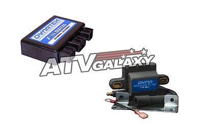 Dynatek Ignition Cdi Box   Coil Kit Honda Rincon 650