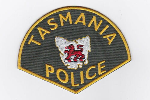 Australia - 2 x Different Tasmania Police Special Operations Patches - social