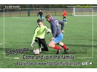 Salisbury 6-a-side – Teams Needed!