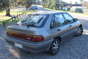 1990 Ford Laser Hatchback Ferntree Gully Knox Area Preview