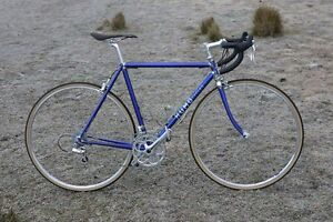 Custom Steel Frame Bike Canberra Region Preview