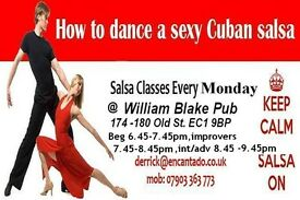 Encantado Salsa Night.