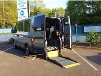 Renault MASTER SM33 DCI 100 Wheelchair Access - WAV - Camper Day Van - Race Van