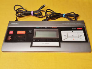 SONY RM-E100V  Video Editing Controller Camcorder VHS Betamax