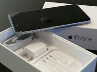 => iPhone*6! --*16GB! >> UNLOCKED > BLACK/GRAY>MINT! >BOX>WRNTY!