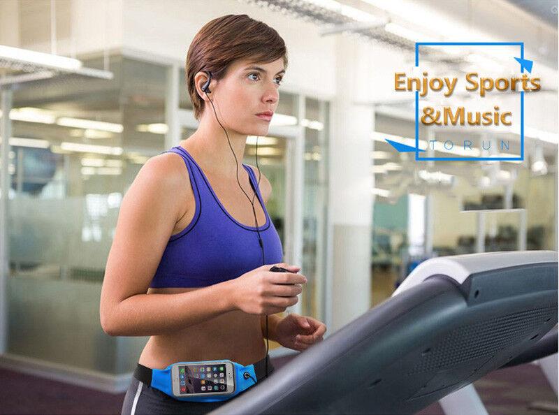 Iphone 6s 6 7 Plus Sport Laufen Joggen Fitness Bund Gurtband Handy Halter
