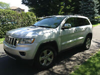 2011 Jeep Grand Cherokee limited VUS