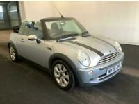 2006 Mini Mini 1.6 Cooper 1.6 CONVERTIBLE, leather, AC