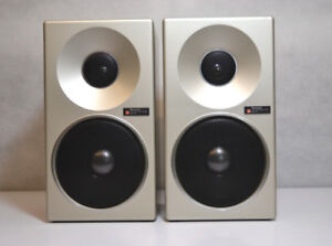 Very Rare Technics SB-F2 Linear Phase Speakers