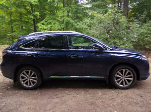 2015 Lexus RX 350 Sportdesign SUV. All Records Available