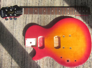EPIPHONE Les Paul Special II *LEFTY* Sunburst Body & Neck