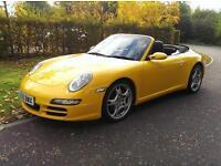 Porsche 911 3.6 997 TIPTRONIC 2005 Carrera