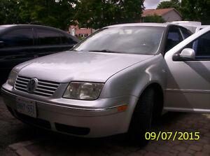 2004 Volkswagen Jetta Diesel