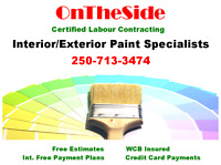 Painting - OntheSide - Certified Labour Contracting