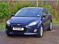 Ford Focus Titanium 2.0 Tdci 5dr DIESEL AUTOMATIC 2013/62