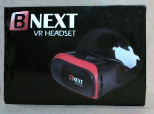 Brand New - Bnext 3D VR Headset for iPhones & Android Phones