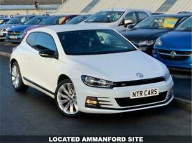 image for 2016 16 VOLKSWAGEN SCIROCCO 2.0 GT TSI BLUEMOTION TECHNOLOGY DSG 2D 178 BHP (RE-