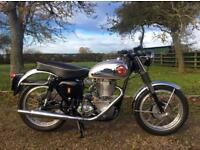 1956 BSA DBD34 Touring Gold Star Rep 500cc