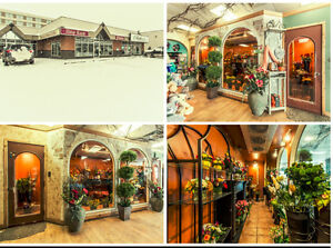 Florist Shop Business For Sale - Lloydminster