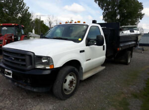 2004 Ford F550 SuperDuty