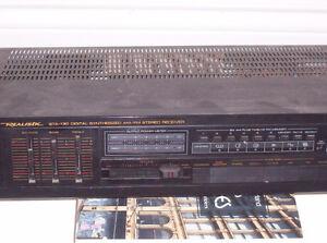 Realistic AM/FM Stereo Tuner Gatineau Ottawa / Gatineau Area image 1