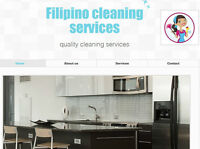 Filipino cleaning services home cleaning