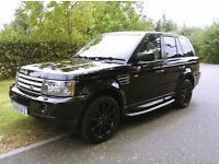 2008 Land Rover Range Rover Sport 3.6TD V8 HSE