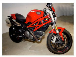 2013 Ducati Monster 796 ABS with numerous upgrades!