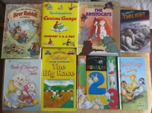 **Large Lot of 40+ Children's Books for sale in EUC