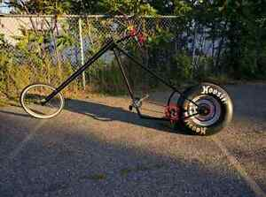 OFFER/BARTER: CUSTOM CHOPPER 13.FT WELDED BICYCLE Kitchener / Waterloo Kitchener Area image 2