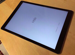 Apple Ipad Pro 12.9 Space grey Mint condition 800 FIRM
