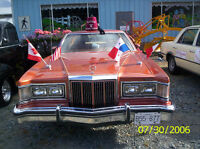 Collector's 1979 Mercury Cougar For Sale