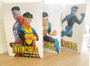 The Complete Invincible Library: vol 1-3 HC