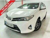 2014 Toyota Auris 1.6 VALVEMATIC ICON PLUS 5d 130 BHP Hatchback Petrol Manual