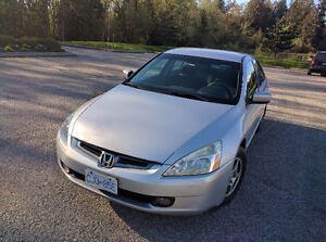 2004 Honda Accord 4 Door Sedan