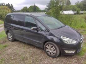 Ford Galaxy 2.0TDCi ( 140ps ) Powershift 2010.5MY Zetec Spares Or Repairs