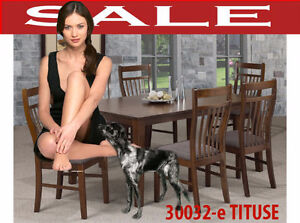 30032-e t, kitchen extendable tables & fabric arm chairs, mvqc