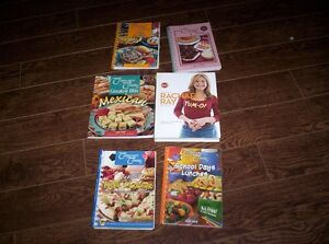 Rachael Ray (30 minute meals) Company's Coming  for kids nd Mexi