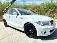 2013 63 BMW 1 SERIES 2.0 120I EXCLUSIVE EDITION 2D 168 BHP