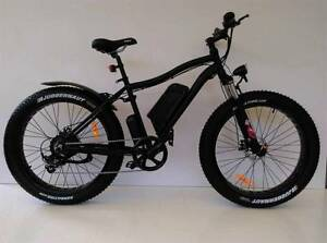 Electric bicycle - Fat wheel all terrain mountain bike Morley Bayswater Area Preview