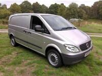 Mercedes-Benz Vito 2.1TD Basic - Compact Dualiner 111CDI
