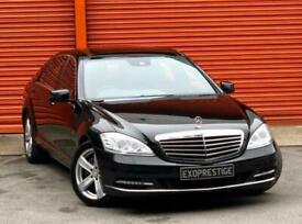 image for 2011 Mercedes-Benz S Class 3.5 S350 BlueEFFICIENCY L 7G-Tronic 4dr Limousine Pet