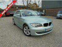 2008 BMW 1 Series 2.0 118D SE 5d 141 BHP Hatchback Diesel Automatic