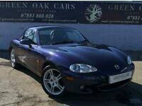 2004 Mazda MX-5 Sport *36K Miles F/S/H* 1.8 Convertible Petrol Manual