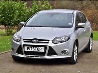 Ford Focus 1.6 Titanium 5dr PETROL MANUAL 2012/12