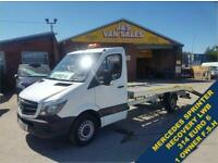 2018 18 MERCEDES-BENZ SPRINTER 314 CDI RECOVERY TRUCK 2018/18 DIRECT BENZS DIE