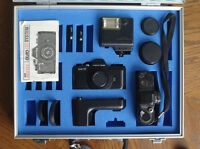 Pentax 110 system with case